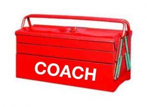 coachtools - gereedschapskist - toonbox van de coach