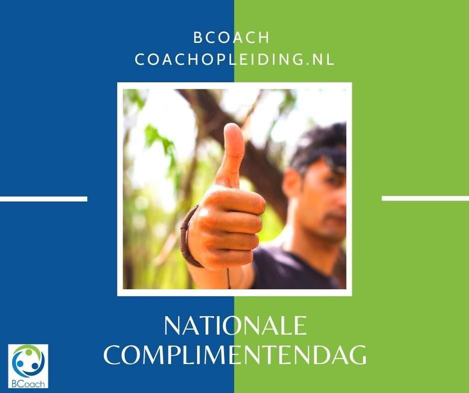 Nationale Complimentendag BCoach